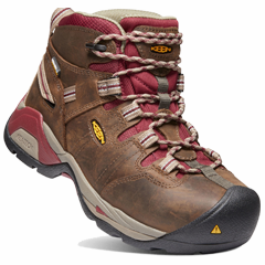 Keen Women's Detroit XT Mid Safety Shoe 1020089