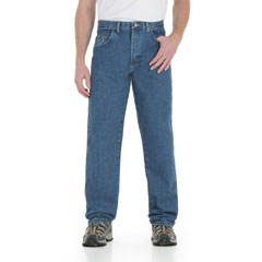 Wrangler Relaxed Fit Jean Antique Indigo 35001 AI