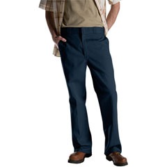 Dickies Navy Twill Pant 874