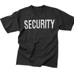 Security Tee Shirt